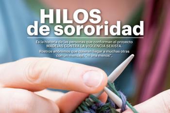 El documental 'Hilos de Sororidad' se ha estrenado en la ciudad de San Sebastián