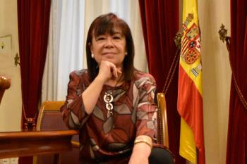 Cristina Narbona habla sobre Noelia Posse