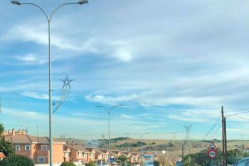 """El coordinador de Cs, José Antonio Luelmo, ha criticado la """"dejación"""" que sufren los vecinos"""