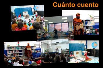 Comienza una nueva edición del programa '¡Cuánto cuento!' en las siete bibliotecas municipales de la ciudad