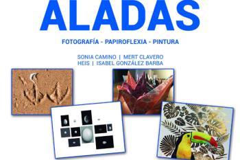 La Casa de la Cultura Carmen Conde acoge la exposición 'Aladas' a partir del 6 de febrero
