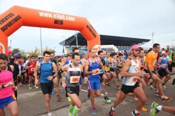 El próximo 20 de octubre tendrá lugar la prueba de atletismo homologada y organizada por la Concejalía de Deporte