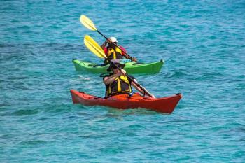 El estanque de El Retiro servirá como espacio para desarrollar estas actividades deportivas