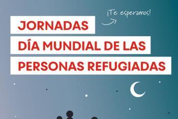 La jornada se enmarca en las actividades que Cruz Roja realizará por toda España ese día para informar sobre la realidad de las personas refugiadas.