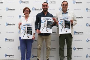El lateral derecho del Real Madrid presentó esta iniciativa que se desarrollará entre los días 1 y 12 de julio