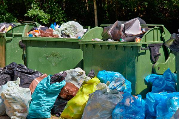 La producción de residuos está estrechamente ligada al modelo de consumo de la sociedad