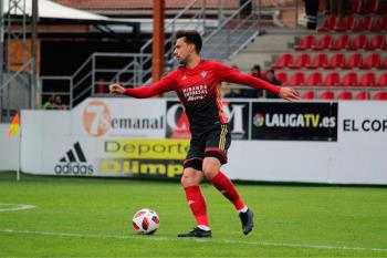 El sevillano llega a Fuenlabrada con una dilatada trayectoria, jugando, incluso, en la UEFA