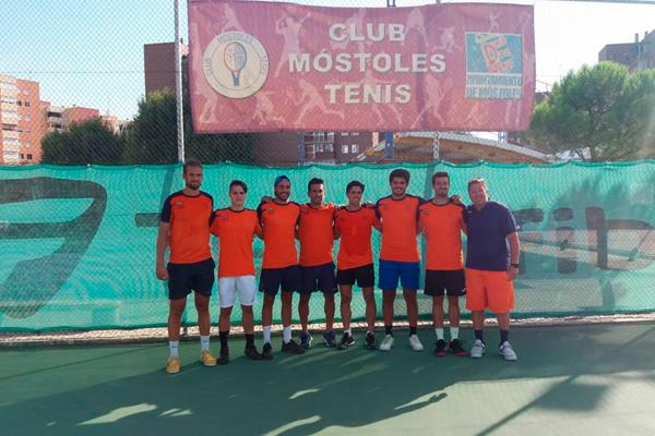 Móstoles se prepara para el VI Torneo Nacional de Tenis Ciudad de Móstoles