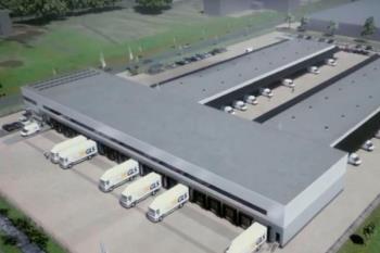 El complejo que se construirá en la localidad contará con una superficie de 53.000 metros cuadrados