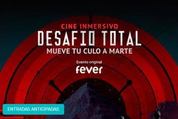 La proyección de cada película te envolverá con sus más de cuatro horas experiencia de inmersiva y visual