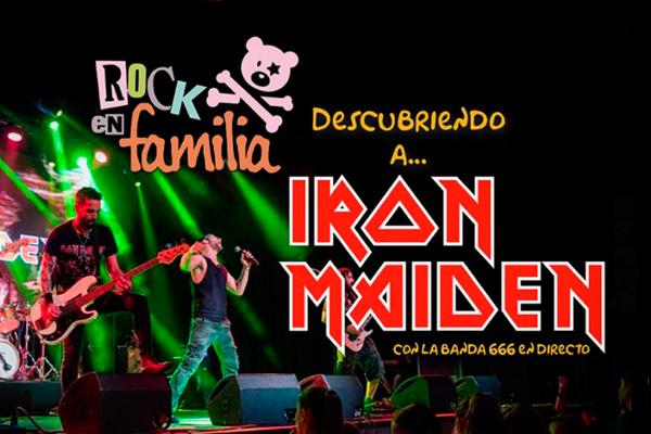 Rock en Familia nos trae el 23 de noviembre a la banda '666' para que disfrutemos de los grandes éxitos británicos