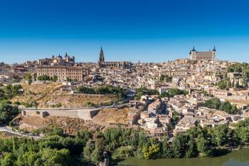 Juventud ha organizado esta ` Ruta por el Toledo Templario´