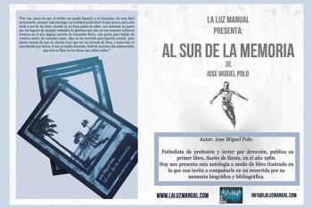 Su autor, el futbolista y escritor José Miguel Polo, presenta su obra el jueves 12 de abril en el Espacio Mercado de nuestra ciudad