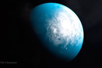 Astrónomos de la NASA apuntan a que es muy posible que
