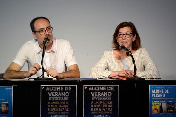 """Desde hoy los alcalaínos podrán ir """"Alcine de verano"""""""