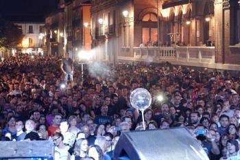 La Plaza de Cervantes y de la Paloma son los escenarios escogidos para estas citas musicales