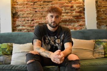 Hablamos con Dani Fernández sobre su primer disco en solitario,