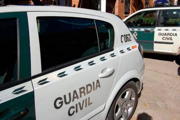 Según afirmaba la Guardia Civil esto ha sido posible gracias a la colaboración ciudadana