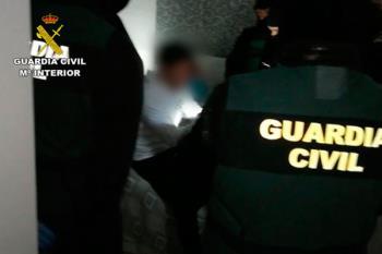 La investigación, llevada a cabo por el Servicio de Información de la Guardia Civil, se remonta a principios de 2018