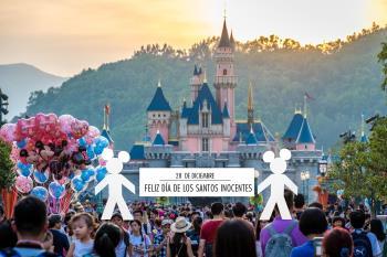 Madrid será escenario de un nuevo parque temático del gigante Disney