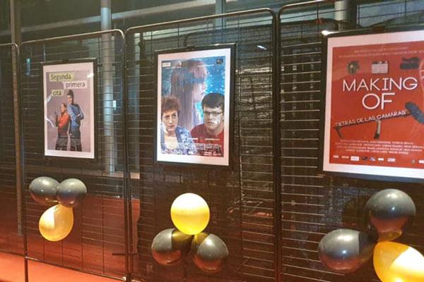 El pasado jueves se celebró la gala ENCORTO donde se proyectaron cortos de distintos ciclos formativos