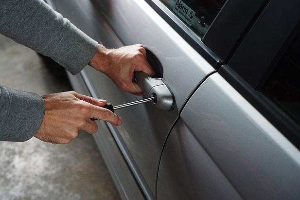 Los detenidos habían robado un coche en Villaviciosa y otro en Móstoles