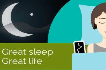 La aplicación ha incorporado el registro de sueño entre sus novedades de agosto