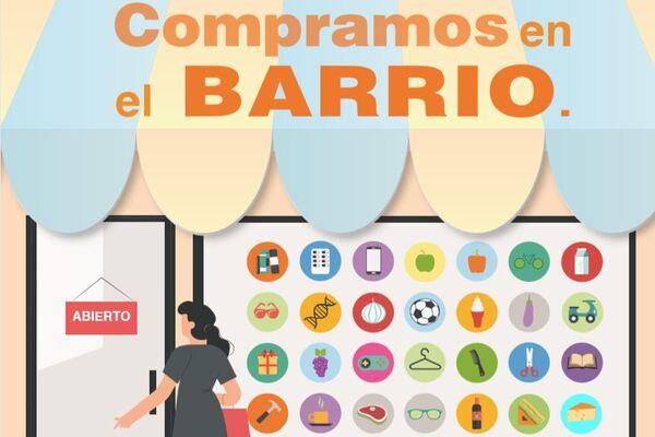El Ayuntamiento de Fuenlabrada anima a la ciudadanía a comprar en el comercio de proximidad