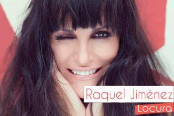 Ya puedes conseguir el single de Raquel Jiménez, locura, en todas las plataformas digitales