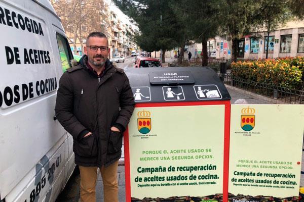 Los contenedores estarán instalados en la calle Cáceres con calle Princesa y la calle San José con calle Jabonería