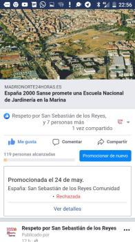 El gigante estadounidense de publicidad discrimina a España 2000 Sanse