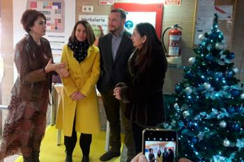 El Mercado Municipal Villa de Vallecas vuelve albergar la iniciativa de la Fundación Centro de Investigación de Enfermedades Neurológicas (CIEN) y la Fundación Reina Sofía