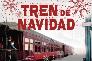 El 26 de diciembre nos espera un viaje lleno de magia en el Museo del Ferrocarril de Madrid