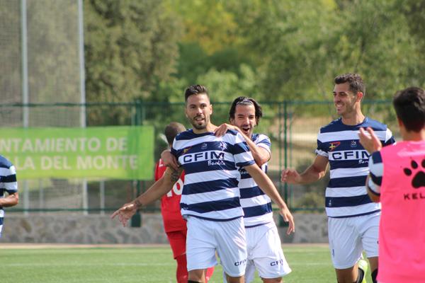 Los boadillenses vencieron al Marino de Luanco y son quintos en Segunda B