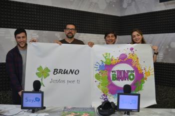 Ricardo y Mariano, organizadores de la II Carrera Solidaria Bruno, junto por ti, nos cuentan cómo será la prueba