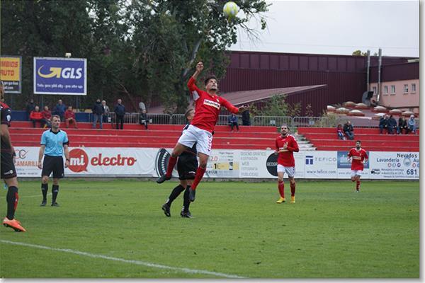 El Alcalá venció al Unión Adarve este fin de semana en el Val