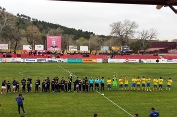 Con los goles de Castiella y Luis Pareja, el Alcalá logra enterrar el tropiezo en liga de la pasada jornada