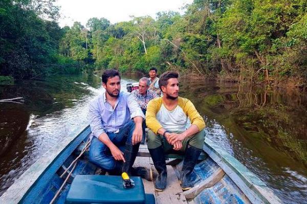 El Amazonas peruano, un destino donde desconectar de todo