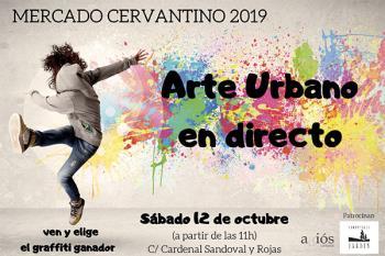 La revista Adios Cultural celebra su Concurso de Arte Urbano este sábado a partir de las 11
