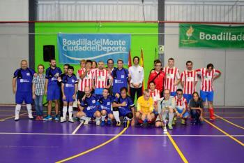 El conjunto juega en la Liga de la Federación Madrileña de Deportes para Discapacitados Intelectuales (FEMADDI)