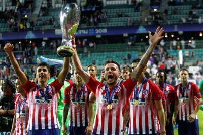 Lee toda la noticia 'El Atleti presenta su candidatura como Rey de Europa'
