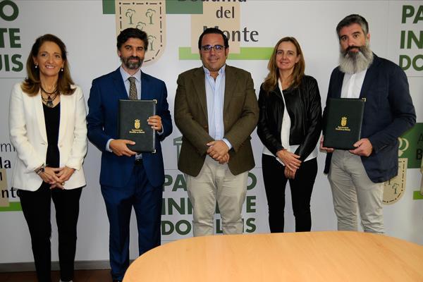 El Ayuntamiento de Boadilla incorporará, en prácticas, a alumnos de AFANIAS