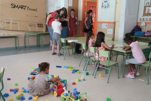 El Ayuntamiento de Leganés organiza 23 campamentos urbanos en los colegios públicos