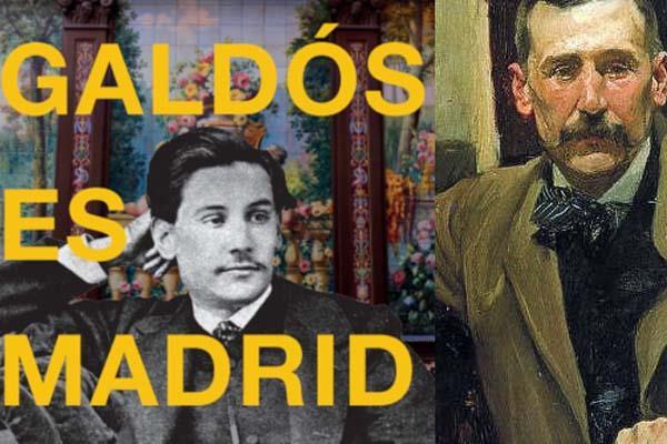 Galdós es Madrid: comienza el homenaje al escritor
