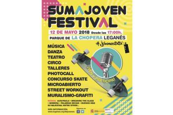 El próximo sábado, diferentes disciplinas artísticas se darán cita en el Parque de La Chopera