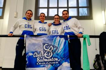 El club leganense participó en el Circuito Nacional Sénior