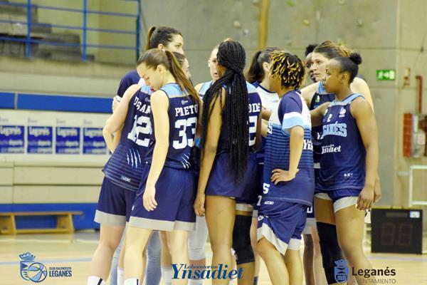 Las chicas del Baloncesto Leganés ya conocen a sus rivales en la Fase de Ascenso