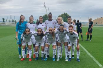 Las chicas de David Aznar jugarán su primer partido oficial contra uno de los mejores equipos del mundo
