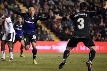 El Leganés se lleva los tres puntos tras algo de fortuna y mucho esfuerzo