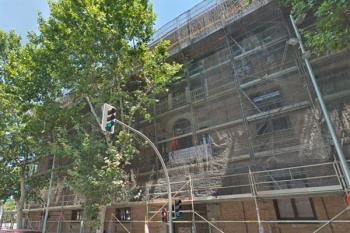 Tras un año del desprendimiento del techo del centro, el AMPA denuncia públicamente la situación actual del colegio